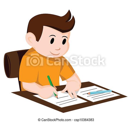 child write - csp10364383