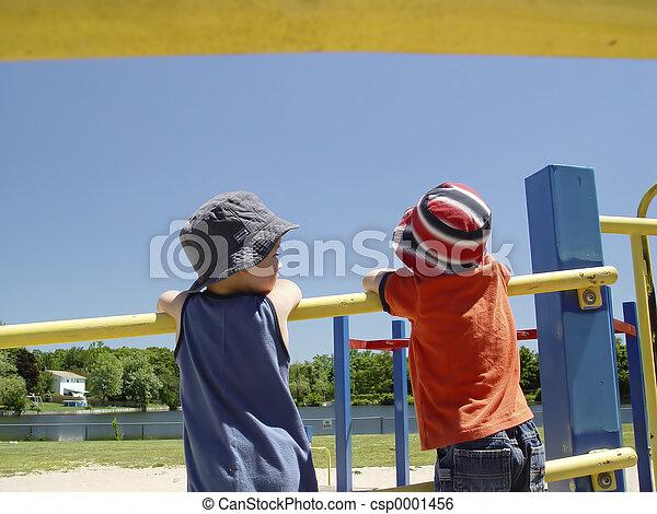 Childhood Friends - csp0001456