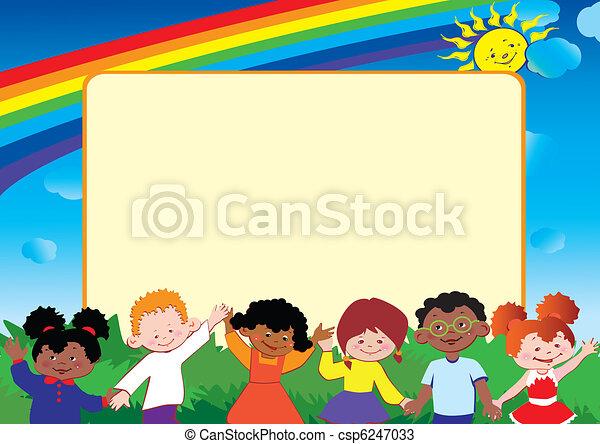 children. - csp6247033