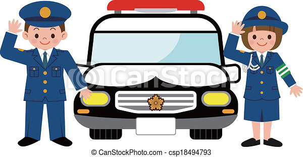 children and patrol car eps vectors search clip art illustration rh canstockphoto ca police car clipart black and white police car clip art pictures