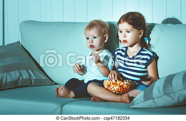Brother Sister Watch Parents