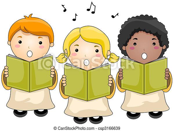 Children Choir - csp3166639