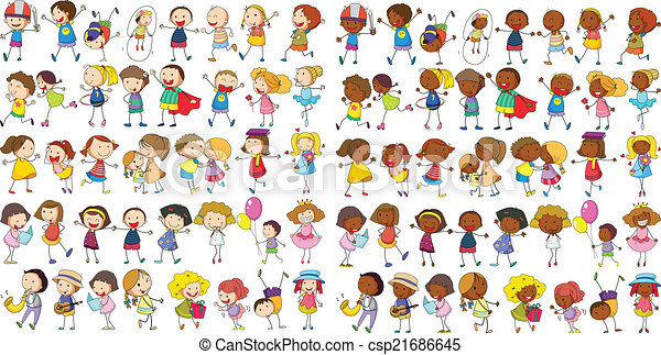 Children cultural - csp21686645