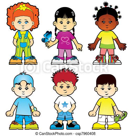Children - csp7960408