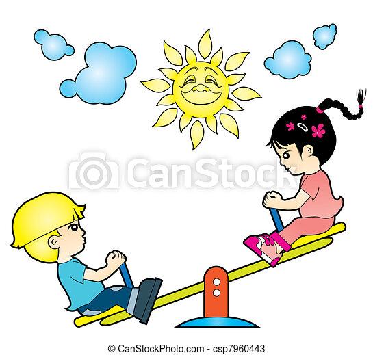 Children - csp7960443