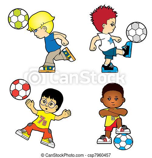 Children - csp7960457