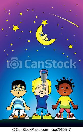 Children - csp7960517
