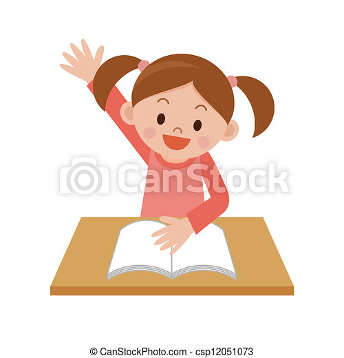 children in school - csp12051073