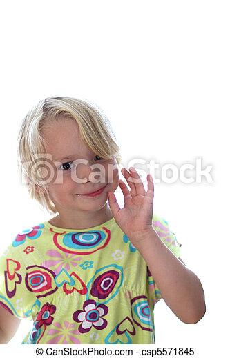 children joy - csp5571845