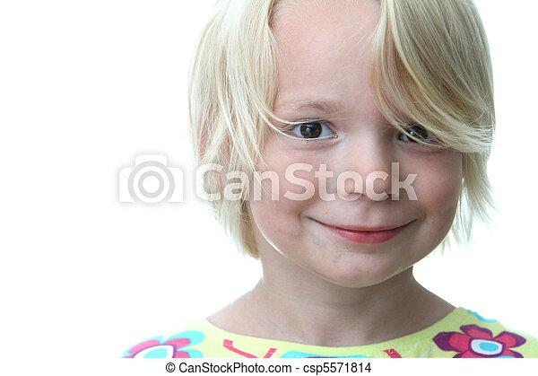 children joy - csp5571814