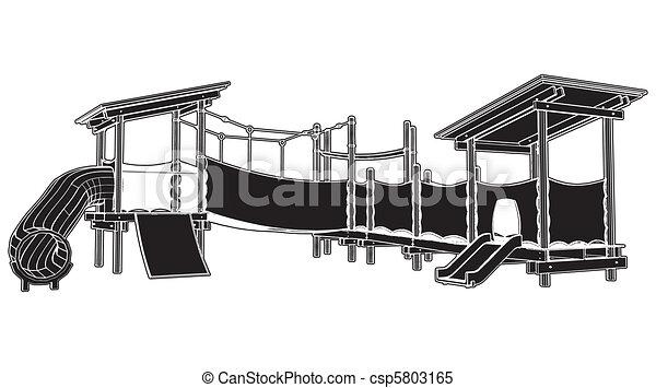 Children Playground - csp5803165