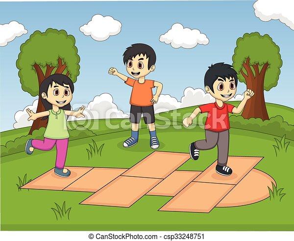 how to play hopscotch singapore