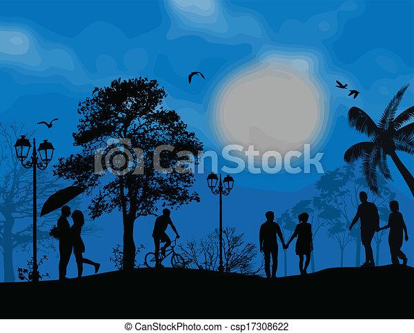 Children playing  - csp17308622