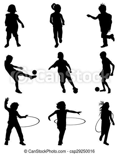 children playing - csp29250016