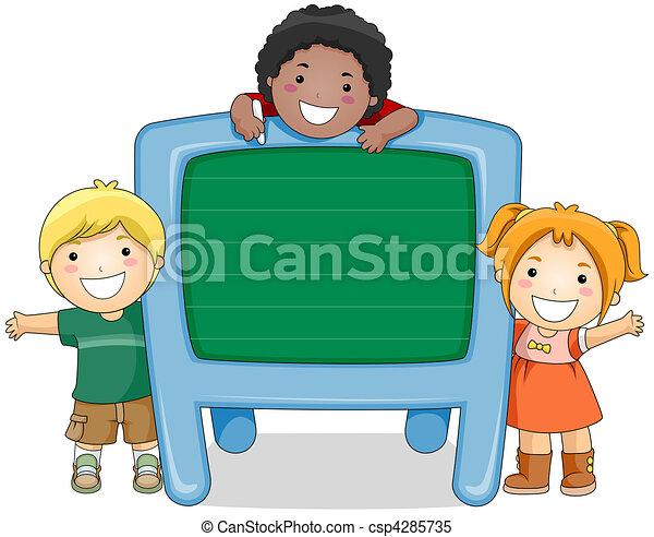 Children  - csp4285735