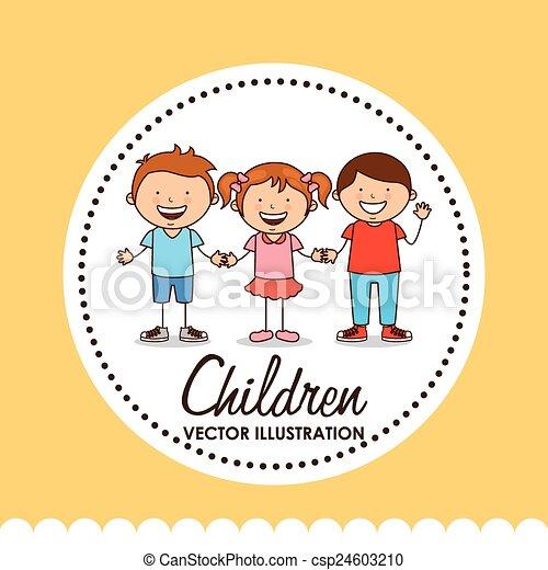 children  - csp24603210