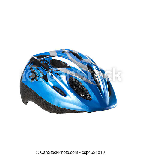 Childrens bicycle helmet - csp4521810