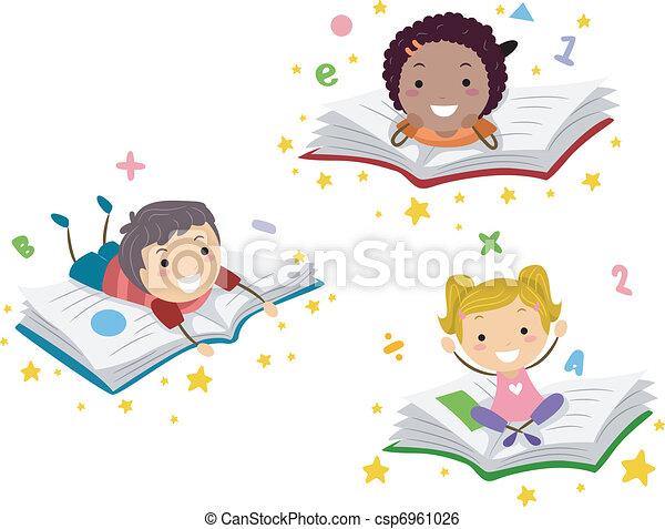 Children's Books - csp6961026