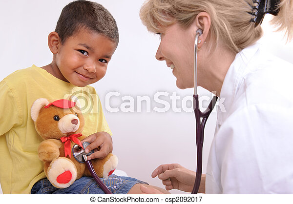 childrens, doutor - csp2092017