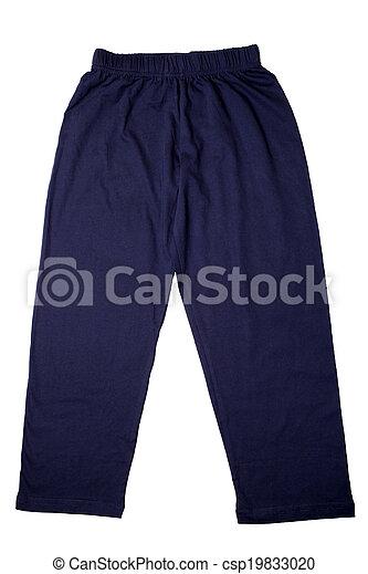 Children's pajamas pants - csp19833020