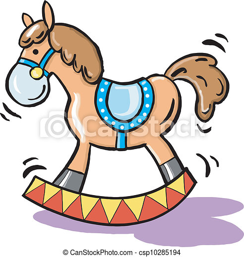illustration of a children s rocking horse eps vectors search clip rh canstockphoto com rocking horse clipart black and white rocking horse image clipart