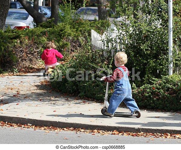 Children\\\'s Transportatio - csp0668885