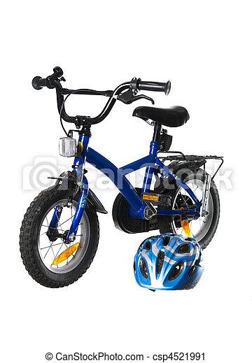 Child?s bicycle - csp4521991
