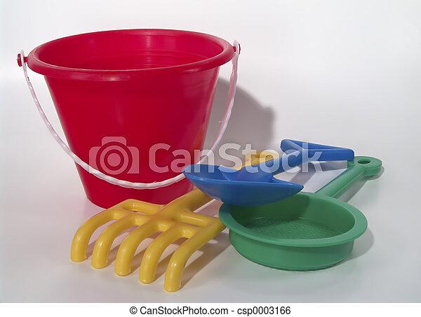 Childs Bucket 2 - csp0003166