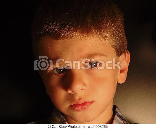 Childs Expression 4 - csp0003265