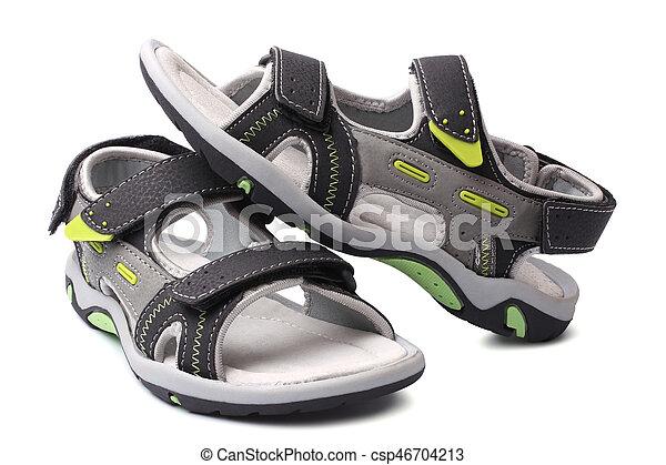 Child's sandals - csp46704213
