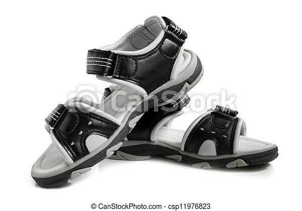Child's sandals - csp11976823