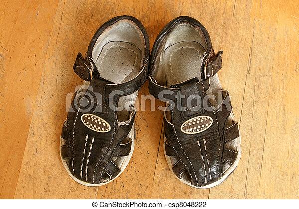 Child's sandals - csp8048222