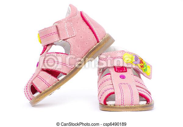 child's sandals - csp6490189