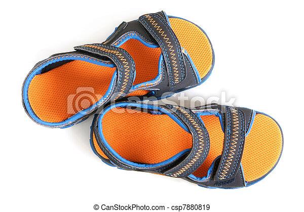 Child's sandals - csp7880819
