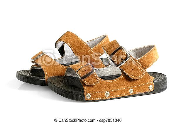 Child's sandals - csp7851840