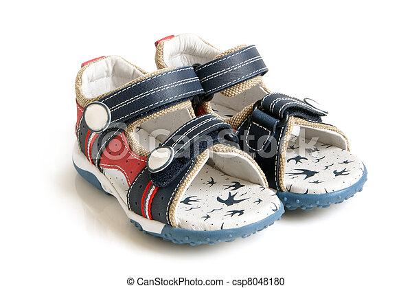 Child's sandals - csp8048180