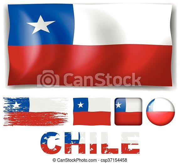 chile - csp37154458