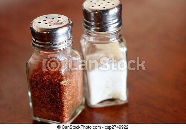Sal y sal de chile - csp2749922