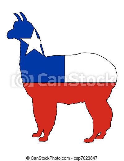 chilean alpaca vectors illustration search clipart drawings and rh canstockphoto com clipart alpaca free alpaca clip art black and white