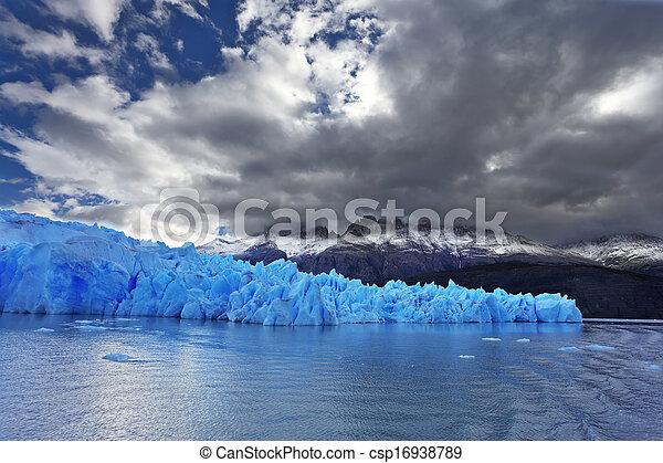 Chilean Patagonia - csp16938789