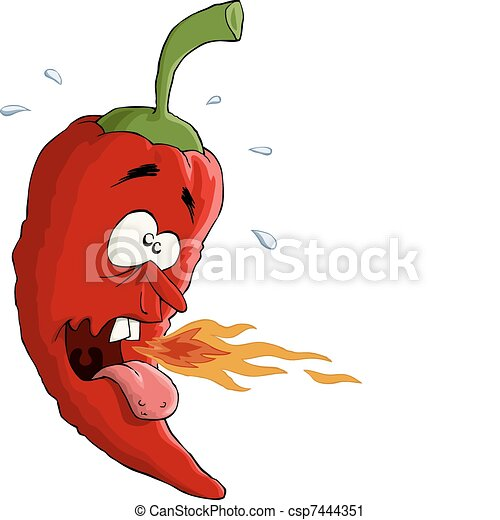 Chili pepper - csp7444351