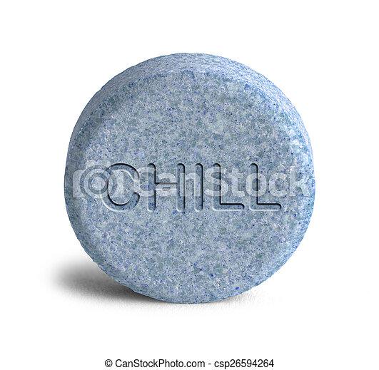 Chill Pill - csp26594264