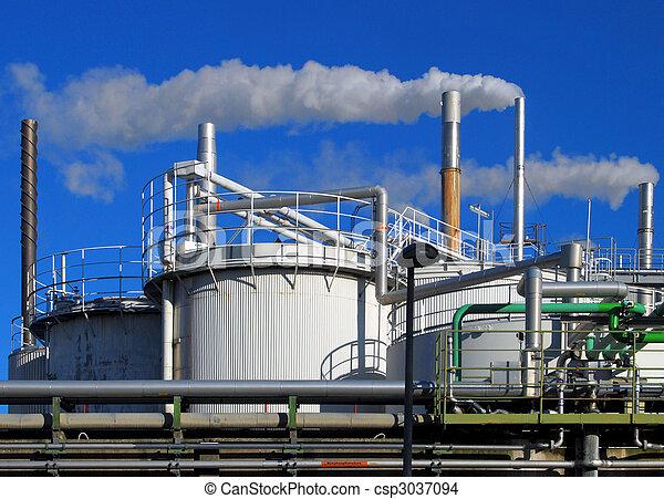 chimico, industria - csp3037094