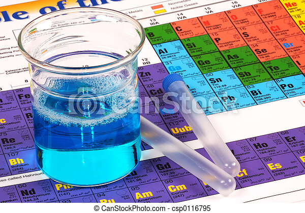 chimie - csp0116795