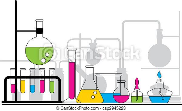 chimique, essai - csp2945223