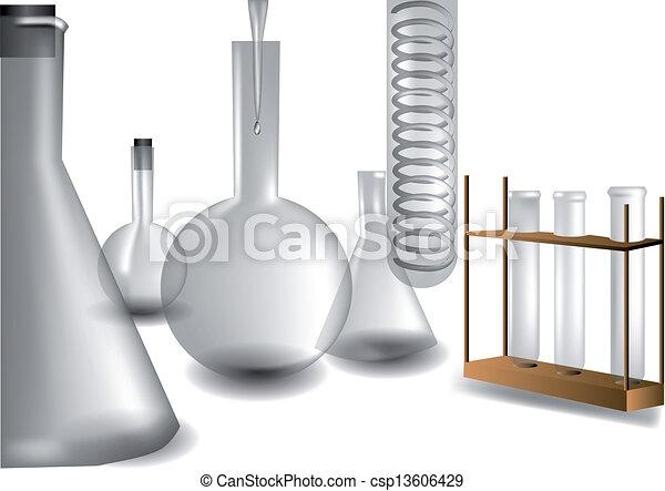 chimique, laboratoire - csp13606429