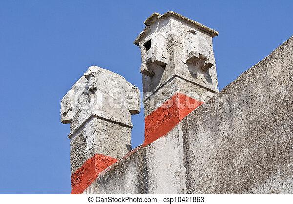 chimneys. - csp10421863