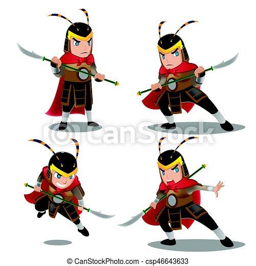 china armor warrior character set vector vectors search clip art rh canstockphoto com viking warrior clipart clipart warrior head