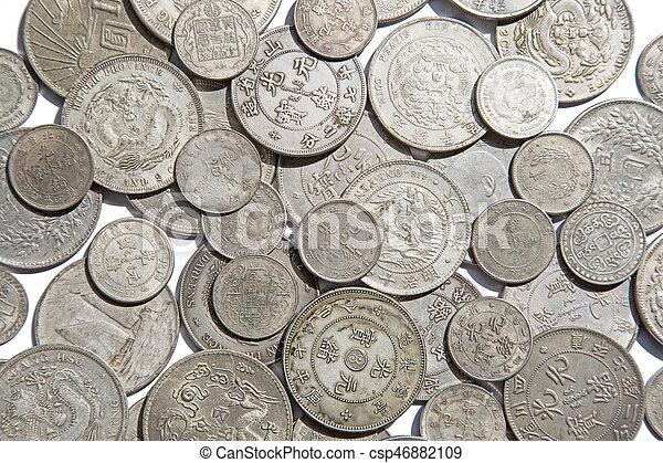 China Coins - csp46882109