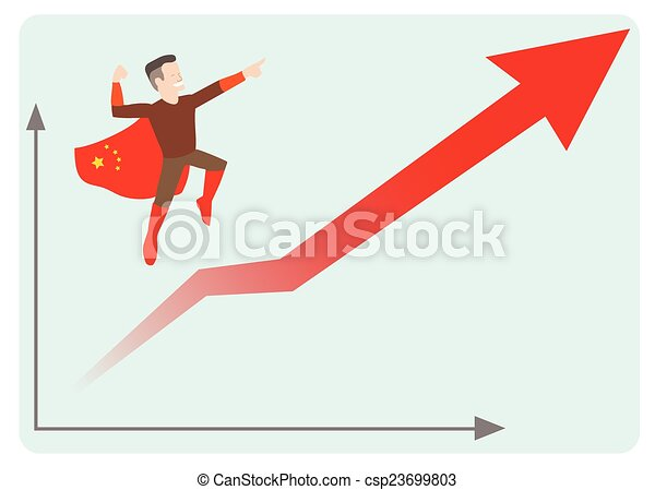 china, economie, opstand - csp23699803